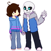 UNDERTALE | Reconcile by crowmulent