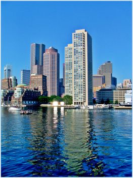 Boston by the bay (Day version) by havocPigeons