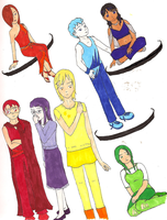 The Color.... Teens by KayQy
