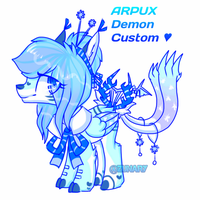 Arpux Demon Custom by Zunary
