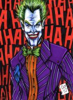 The Joker PSC by Chris Foreman by chris-foreman