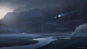 Environment exploration for my project Exodus by AlcoholicHamster