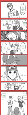 [PKM] Smile for me by Jacksei