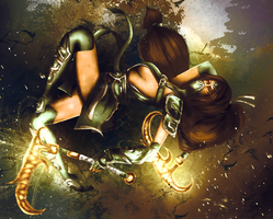 League of Legends - AKALI by Donnis