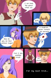 The Mystical p13 (Final!) by MsArtGarden