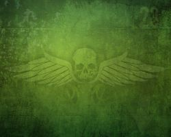 Green Wings by undeathspawn