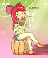 Apple Bloom ,, by sumin6301
