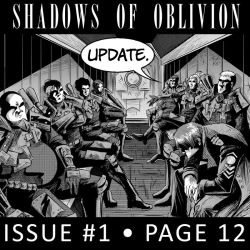 Shadows of Oblivion #1 p12 update by Shono
