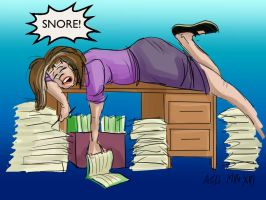 Snore by Louvan