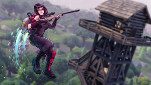 [Fortnite] SHADOW OPS with Jetpack by Hey-SUISUI