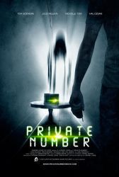 Private Number Movie Poster by bpenaud