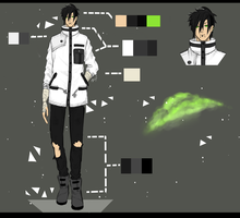 Kaiden Human Reference by Necroam