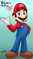 Welcome to the iOS, Mario! by TheEchidnaMaster