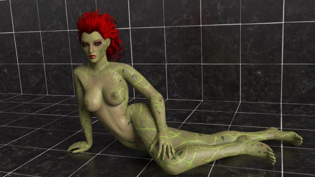 Poison ivy naked pictures — img 12