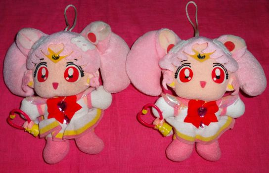 Chibimoon with Twinkle Bell Plush - FOR SALE by onsenmochi