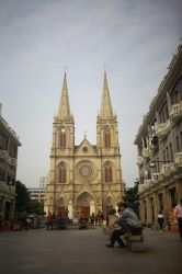 guangzhou Cathedral 2 by licher1988