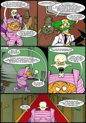 Decap Attack - Rooms Page 3 by TheStiv