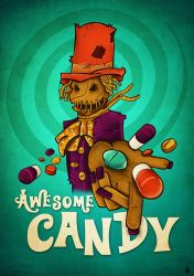 Awesome candy by LilysFactory