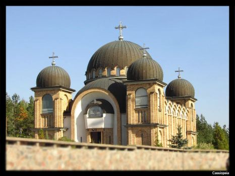 An Orthodox Church by Silliness