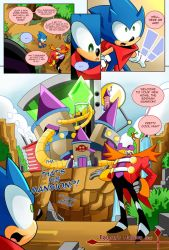 [FANMADE] Sonic Skyline Page 08 by Tale-Dude