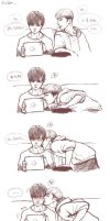[Shinhwa] Annoying Eric by KanuLover
