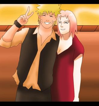 Summer Love .... NaruSaku by MaRaYu9