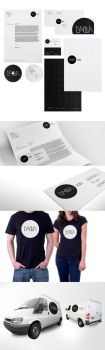 Dama Corporate Identity by variant73