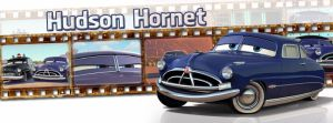 Doc Hudson |Cars - Timeline Facebook by Howie62