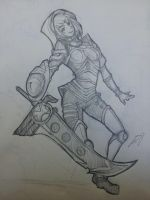 Redeemed Riven by TheKiwiSlayer