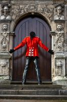 Red Coat stock 19 by Random-Acts-Stock