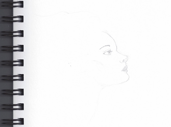 WIP Girl Profile by grabapillow