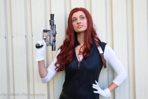 More Mara Jade by MysteriousMaemi