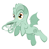 My Little Cthulhu: Friendship in R'lyeh Fhtagn! by Soulshifted
