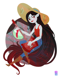 Marceline by fishcapades