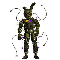 Springscrap (commission) by 3D-Darlin