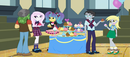 MLP Equestria Girls Friendship Games Moments 49 by Wakko2010