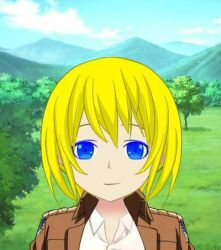 Armin Avatar Factory by Godiee06