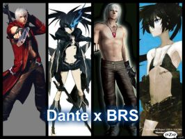 Dante and BRS - Costume by NeneRuki