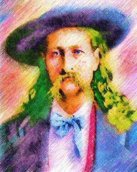 Wild Bill Hickock by peterpicture