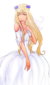.:Flower Girl Color:. by I5Spiders