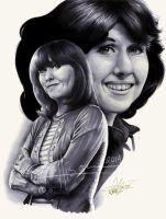 Companions - Sarah Jane Smith by Marker-Mistress