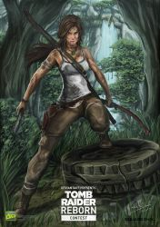 Tomb Raider Reborn by Fahad-Naeem