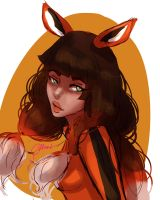 Volpina Is A Cute by Gillions