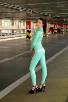 Andrea Catsuit 03900logo by malkiss