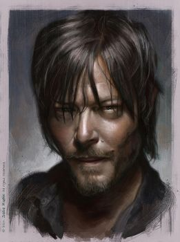 Daryl / Norman Reedus - updated ver. by SigmaK