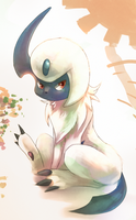 Absol: Sacrificial Endurance