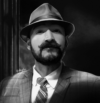 L.A. Noire James (Cow Chop) by Shuploc