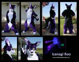 Izanagi the kangaroo by stuffedpanda-cosplay