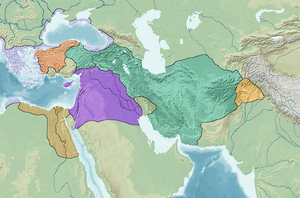 Median Empire 550 BC by Finnect