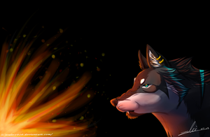 Close to the flame by Zu-Nasr